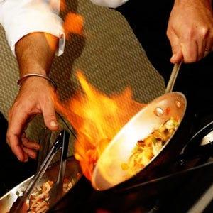 italia a tavola - Cucina Flambè