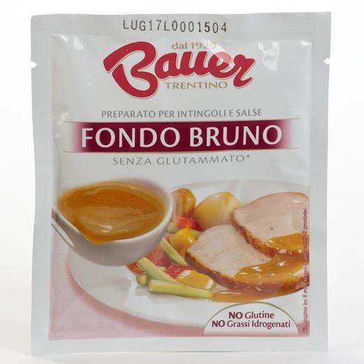 Fondo Bruno Bauer, trionfo di gusto per esaltare i piatti in pochi istanti