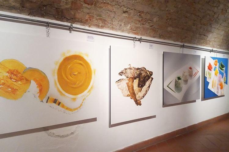 Il cibo protagonista di opere d'arte A Milano apre la mostra FoodGraphia