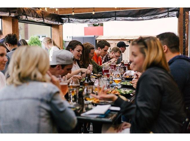 Food.Social, l'app per condividere esperienze gastronomiche