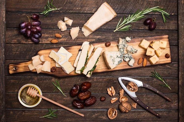 I turisti sui formaggi italiani«Sono buoni ma troppo grassi»
