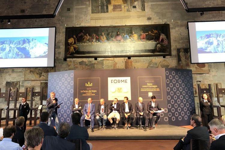 I formaggi orobici spingono Bergamo verso la candidatura a Città Creativa