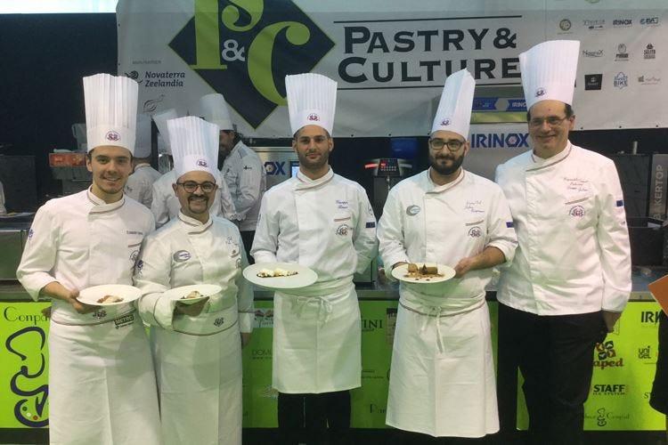 Alta formazione e internazionalizzazione basi per esportare la pasticceria italiana