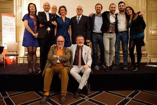 """I """"Personaggi dell'anno"""" a Firenze Premiazioni e grande festa per i vincitori"""