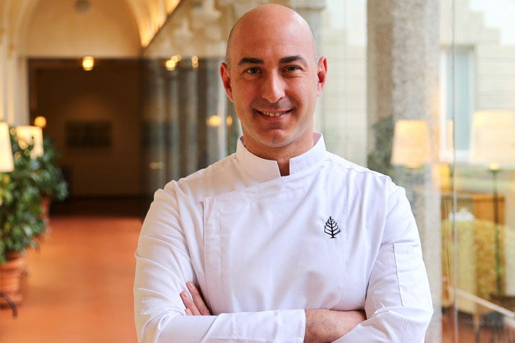 Fabrizio Borraccino(Four Seasons Hotel MilanoBorraccino è il nuovo Executive Chef)
