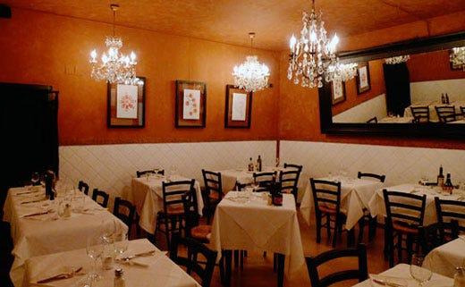 Trattoria il francescano a firenze cucina ricca e dai - Trattoria con giardino milano ...