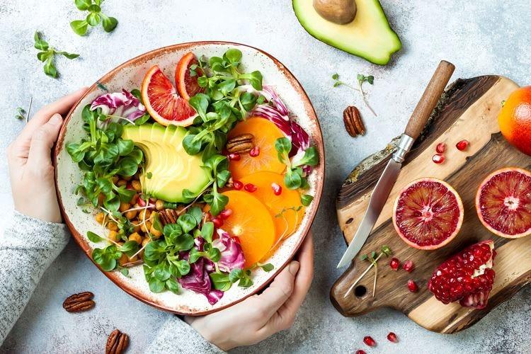 Frutta e verdura, solo 1 su 10 consuma le 5 porzioni giornaliere