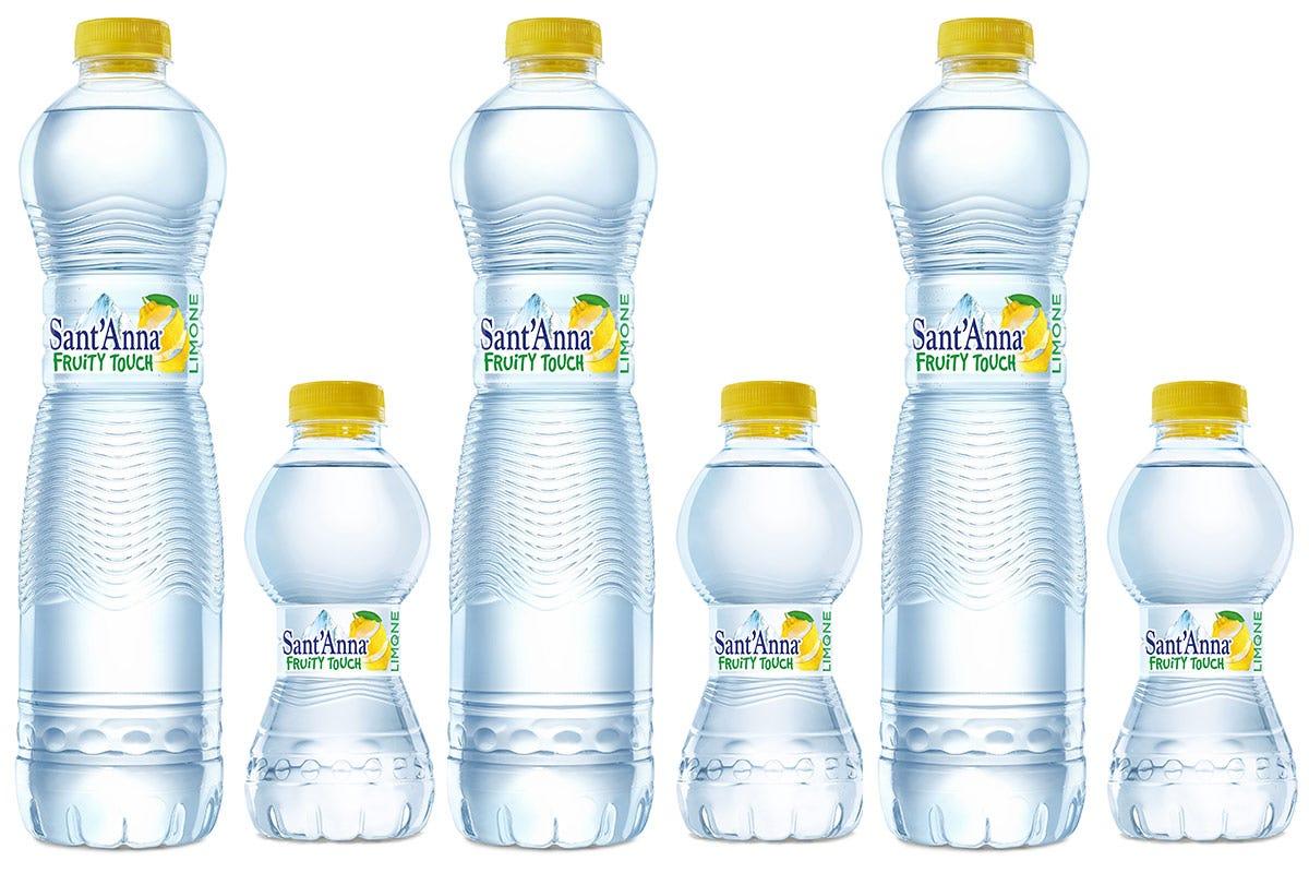 Sant'Anna Fruity Touch Limone Da Sant'Anna e Tomarchio le bevande per dissetare l'estate