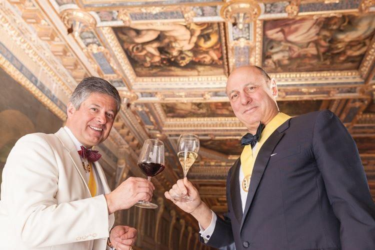 Chianti Classico e Champagne Si rafforza la collaborazione a Firenze