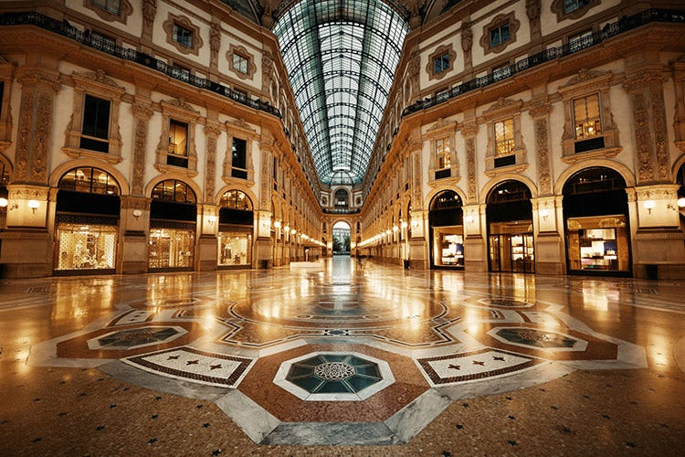 La Milano che rinasce dalla Galleria a Corso Como