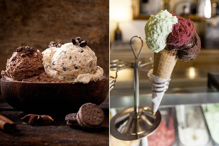 Con il caldo torna la voglia di gelato  7 italiani su 10 preferiscono il cono