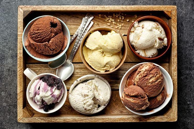 Il gelato artigianale segua a ruota la pizza È ora di proposte gourmet