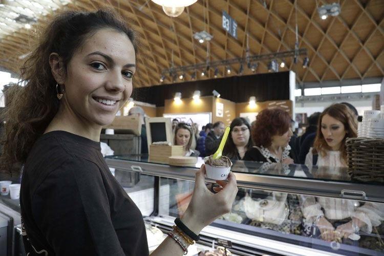 Il gelato italiano conquista gli Usa Picco di vendite entro il 2020