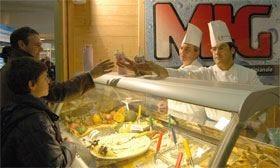 In attesa del Mig, il caldo rilancia il consumo europeo di gelato artigianale
