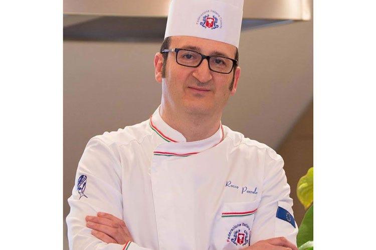 Rocco Pozzulo (I giovani e il lavoro nei ristoranti In un locale, 36 cuochi diversi in 8 mesi)