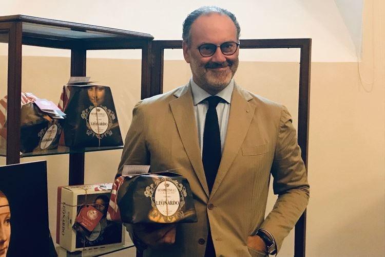 Giovanni Cova & C. Panettoni e pandori per Leonardo