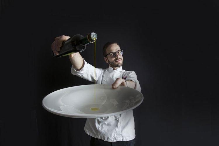Gottardello cucina all'Aqualux Hotel Abbinamenti con le bollicine Costaripa