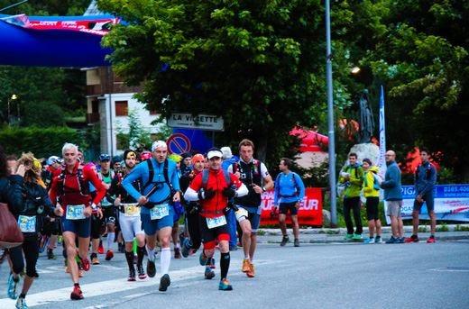 Al Gran Trail Courmayeur si corre fra creste e ghiacciai del Monte Bianco