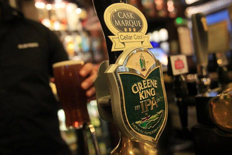 Greene King diventa cinese A Victor Li la catena di pub inglese