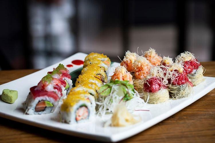 Gu' a Bergamo Cucina giapponese creativa