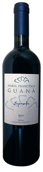 Maria Francesca Guanà Syrah 2011 Sicilia Igt