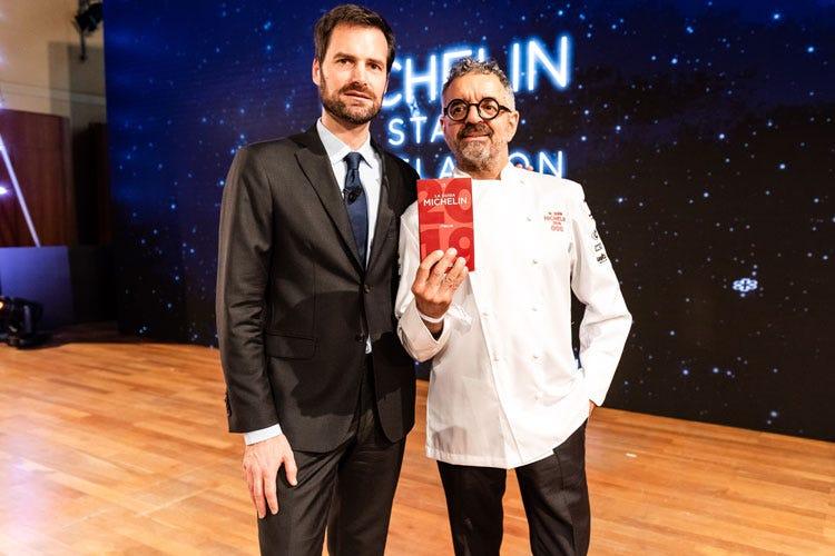 """Guida Michelin Italia 2019 Mauro Uliassi decimo """"tristellato"""""""
