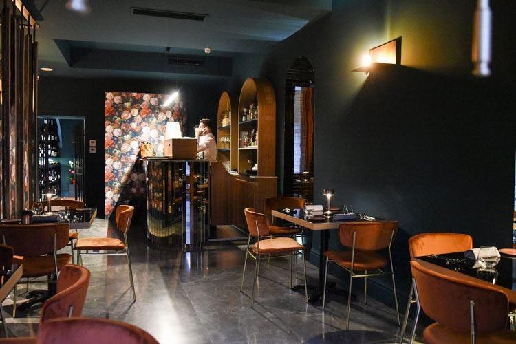 Habitué nel cuore di Nola La cucina di Dell'Aria in un clima parigino