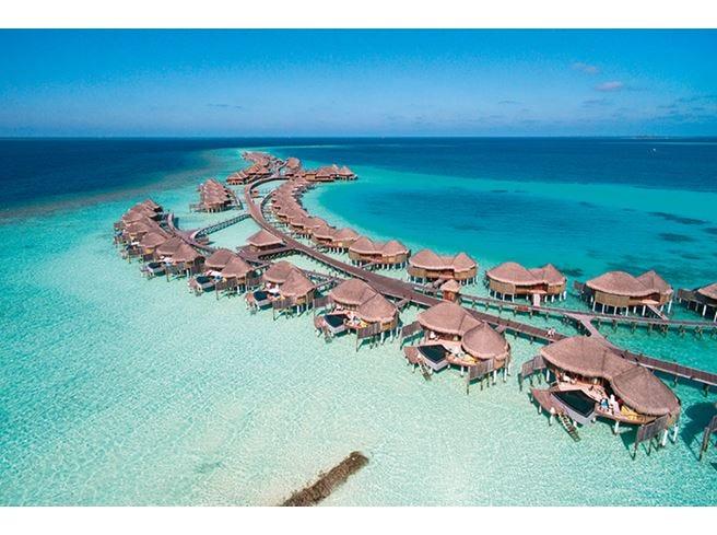 Il sogno delle Maldive  al Constance Halaveli