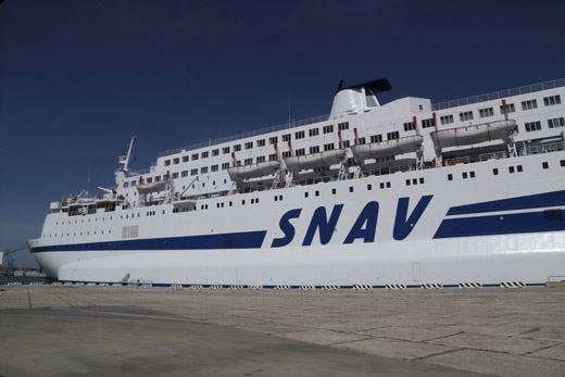 Herrnbräu prende il largo Partner ufficiale dei traghetti Snav