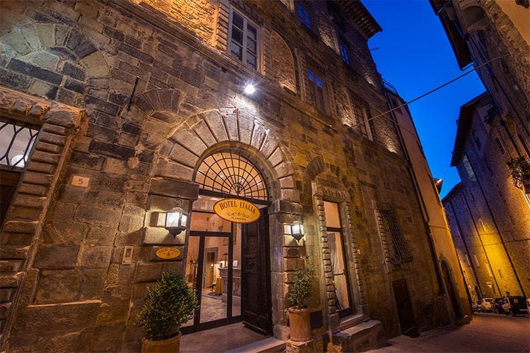 Hotel Italia a Cortona Full immersion in un territorio unico