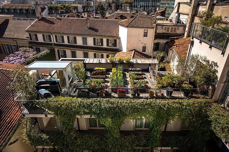 A Hotel Milano Scala il Premio di Earth Collection