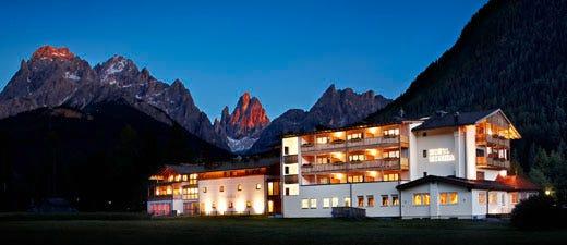 Hotel monika in val pusteria oasi montana di gusto e for Design hotel monika