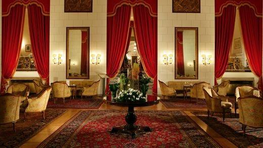 L'Hotel Quirinale compie 140 anni e festeggia con un pacchetto ad hoc