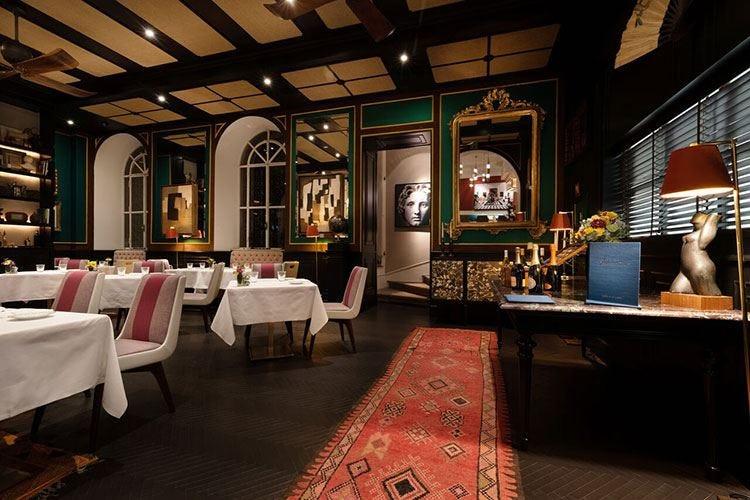 """Nello storico Hotel Vilòn cocktail e piatti da """"Adelaide"""""""
