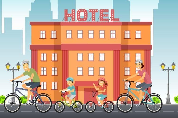 Alberghi e Turismo in tandem La ripartenza va in bicicletta