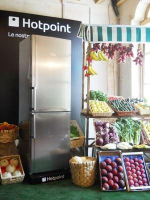 Cibi più freschi e sani in frigorifero con il nuovo sistema Active Oxygen