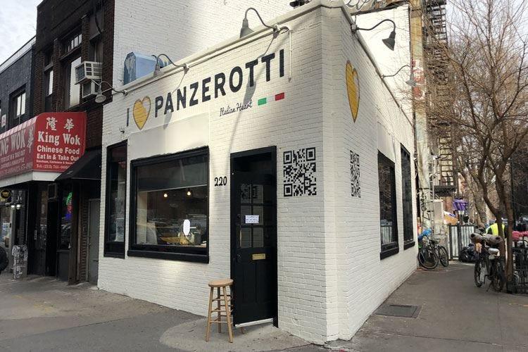 I Love Panzerotti apre a New York È il primo di una catena di locali