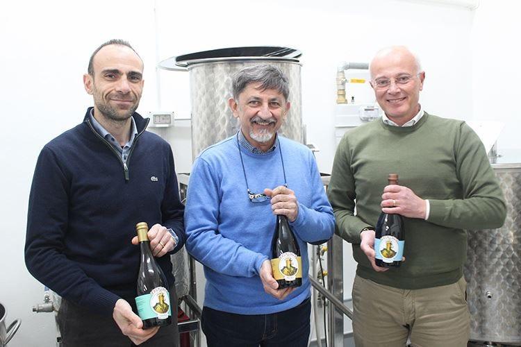 Tre uomini e un birrificio In Sicilia ecco Krimisos