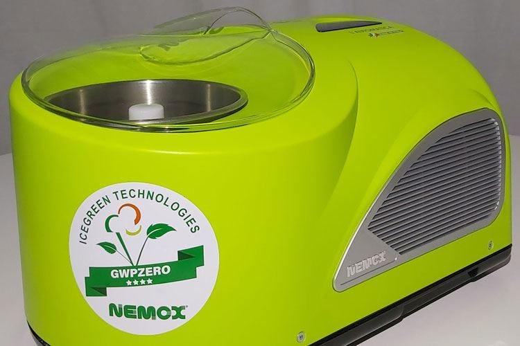 Icegreen, da Nemox macchine per gelato ecologiche