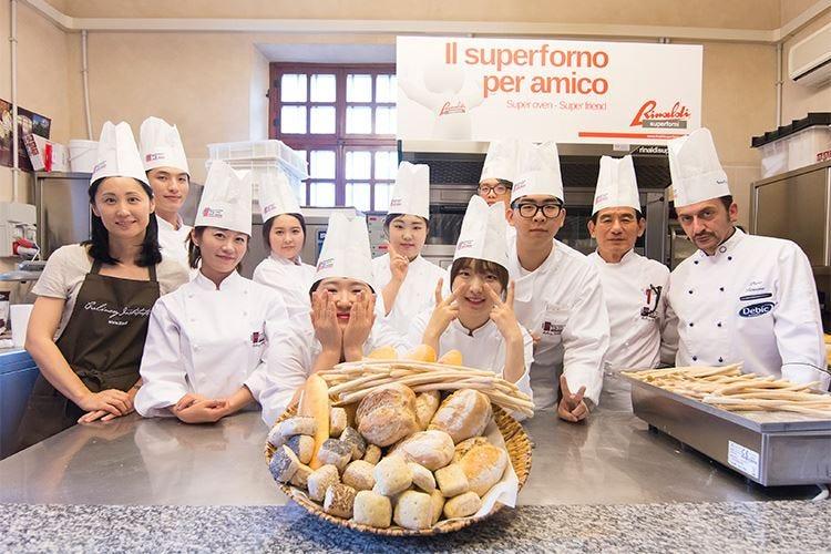 Ifse porta la cucina italiana nel mondo Successo per gli eventi in Usa e Corea