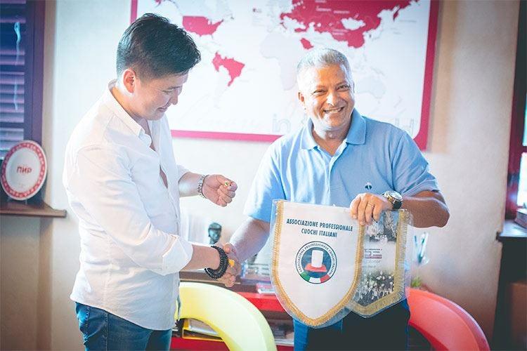 Ifse partner della Mongolia per i corsi di cucina e pasticceria