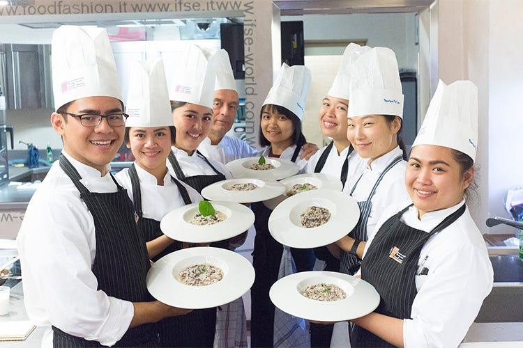 Scuola di cucina ifse ambasciatrice della cucina italiana nel mondo