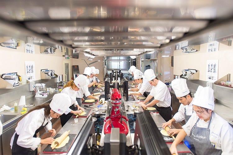 Scuola di cucina ifse ambasciatrice della cucina italiana for Scuole di cucina in italia