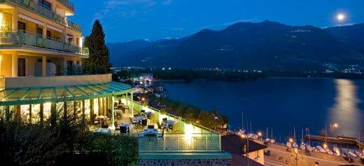 Ristorante il salotto a lovere gusto e vista mozzafiato for Salotto lago