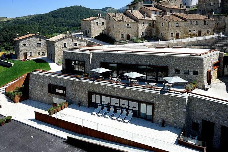 Il Tartufo Bianco Nuovo ristorante di Borgotufi