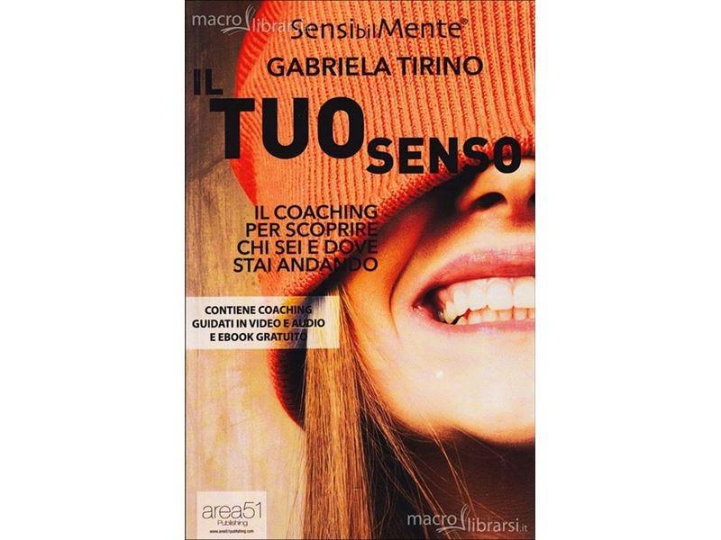 """""""Il tuo senso"""", il libro di Gabriela Tirino unisce percezione e alimentazione"""