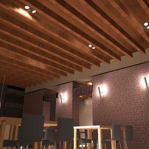 Illuminazione emergenza ristorante ispirazione design casa for Faretti casa classica