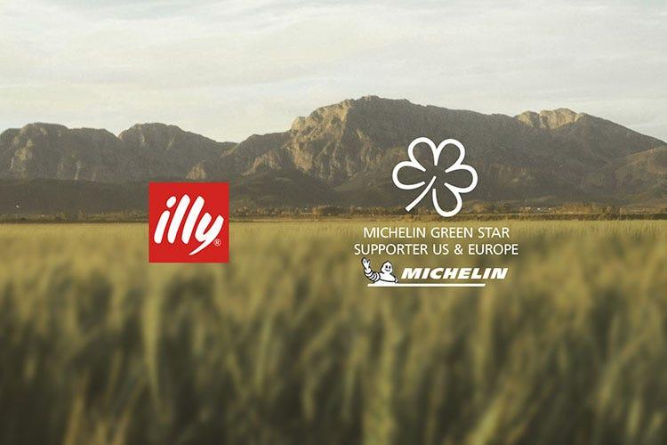 illycaffè con Guida Michelin per sostenere le Stelle Verdi