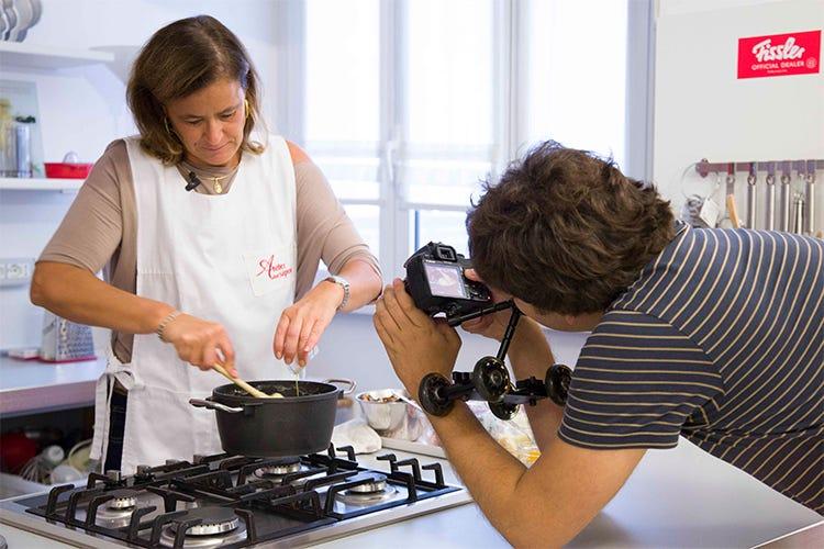 Imparare a cucinare facile all atelier dei sapori a for Cucinare definizione