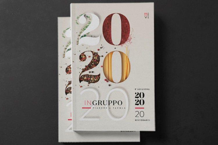 La guida InGruppo 2020 (Due stellati fanno brillare la nuova guida InGruppo 2020)